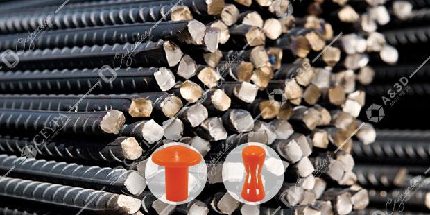 İnşaat Demiri Koruma Plastikleri