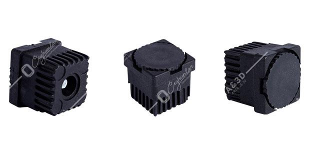 Kutu Profil, Gizli Ayarlı Rotil Takımlar