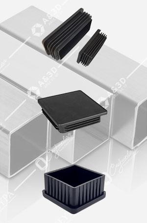 Kutu Profil Tapaları