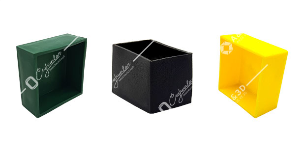 Lastik, Kutu Profil Tapaları