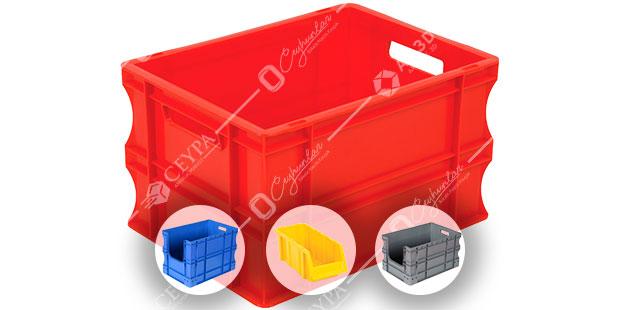Plastik Avadanlık Kutuları