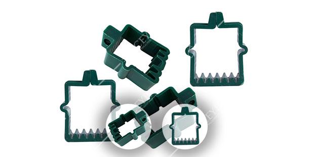 Plastik Kutu Profil Kelepçeleri