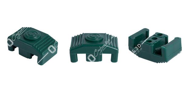 Plastik Panel Çit Klipsleri