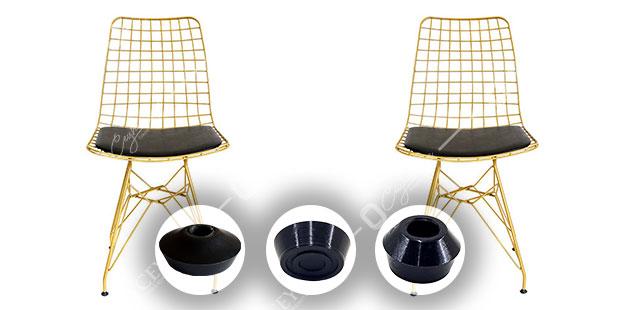 Tel Sandalye ve Sehpa Aksesuarları